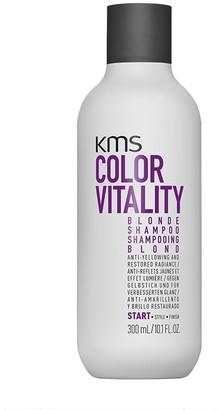 KMS California Colorvitality Blonde Shampoo 300Ml