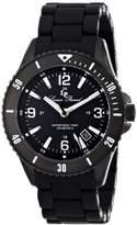 Lucien Piccard Men's LP-93608-BB-11 Moccasino Analog Display Swiss Quartz Watch
