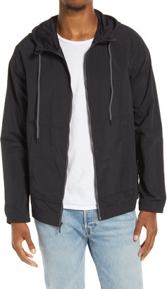BP Hooded Nylon Jacket