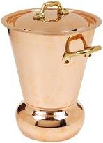 Mauviel M'Tradition Potato Steamer with Bronze Handles - Copper