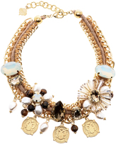 Fornash Statement Coin Necklace