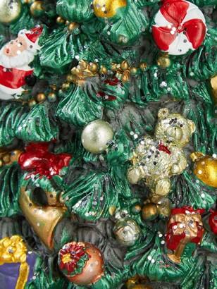 Gisela Graham Revolving Christmas Tree Music Box