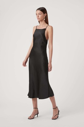 Camilla And Marc Antonelli Backless Dress