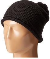 Michael Stars Seed Stitch Cashmere Blend Hat