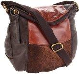 The Sak Deena Flap Cross Body Handbag