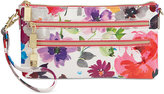 Style&Co. Style & Co. Floral Mini Convertible Wristlet Crossbody, Only at Macy's