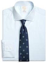 Brooks Brothers Golden Fleece® Regent Fit Fine Dobby Stripe Dress Shirt