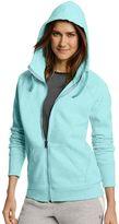 Champion Women's Fleece Full-Zip Hoodie