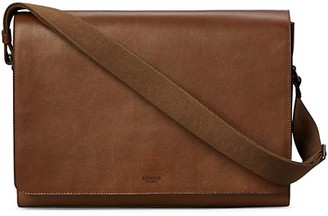Shinola Guardian Messenger Bag