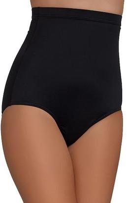Magicsuit Solid High-Waist Bikini Bottom