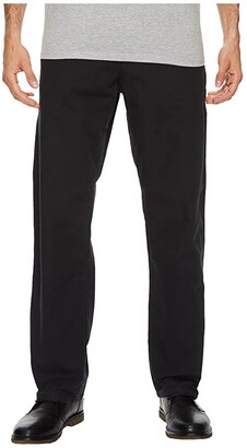 Dickies Relaxed Fit Carpenter Duck Jean (Rinsed Black) Men's Jeans