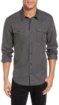 John Varvatos Trim Fit Sport Shirt