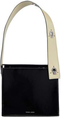 Danse Lente Zoe Colorblock Leather Clutch