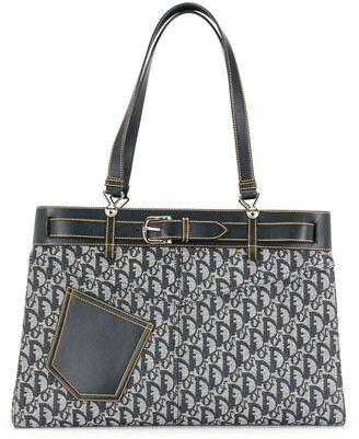 Christian Dior pre-owned Trotter tote bag