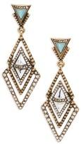 Panacea Women's Drop Earrings