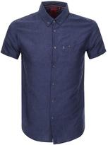 Luke 1977 Newman Shirt Blue
