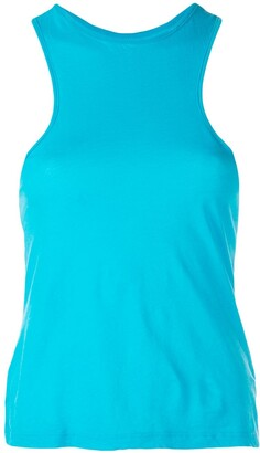 Unravel Project Racerback Tank Top