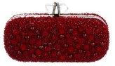 Marchesa Lily Embellished Clutch
