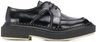 Adieu Paris thick sole Derby shoes