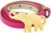 C. Wonder Waist Belt with Goldtone ElephantBuckle