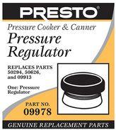 Presto Pressure Regulator Replacement