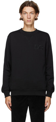 Dolce & Gabbana Black DNA Sweatshirt