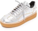 Alexander Wang Eden Platform Sneakers