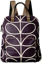 Orla Kiely Orchid Backpack