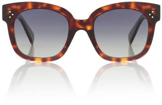 Celine Oversized cat-eye sunglasses