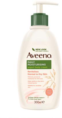 Aveeno Daily Moisturising Apricot & Honey Yogurt Body Lotion 300Ml