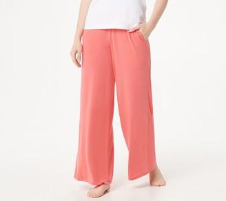 Cuddl Duds Softwear with Stretch Wide Leg Pants