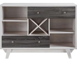 Furniture of America Worrel 2-Drawer Buffet