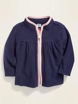 Old Navy Micro Performance Fleece Zip Jacket for Baby