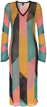A Peace Treaty Serreno cotton kaftan dress