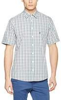 Hajo Men's H Hemd 1/2 Karo Casual Shirt,S