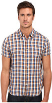 Lucky Brand Short Sleeve One-Pocket Shirt