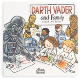 Chronicle Books Darth Vader(TM) And Family Coloring Book