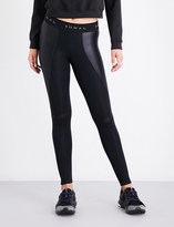 Koral Slit jersey leggings