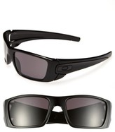 Oakley Men's 'Fuel Cell' 60Mm Sunglasses - Polished Black