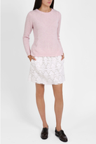 Paul & Joe Sister Peplum Back Sweater