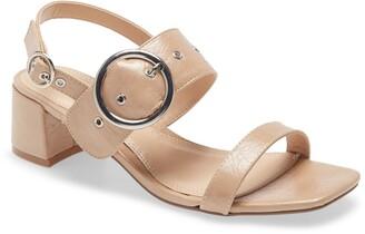 Topshop Dakota Slingback Sandal