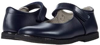 FootMates BTS Cindy (Little Kid/Big Kid) (Navy) Girl's Shoes