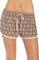 PJ Salvage Women's Print Pajama Shorts