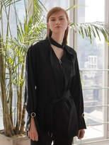 Wardrobe Light Jacket Blouse_black