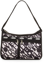 Le Sport Sac Deluxe Everyday Printed Shoulder Bag