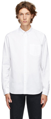 Norse Projects White Oxford Anton Shirt