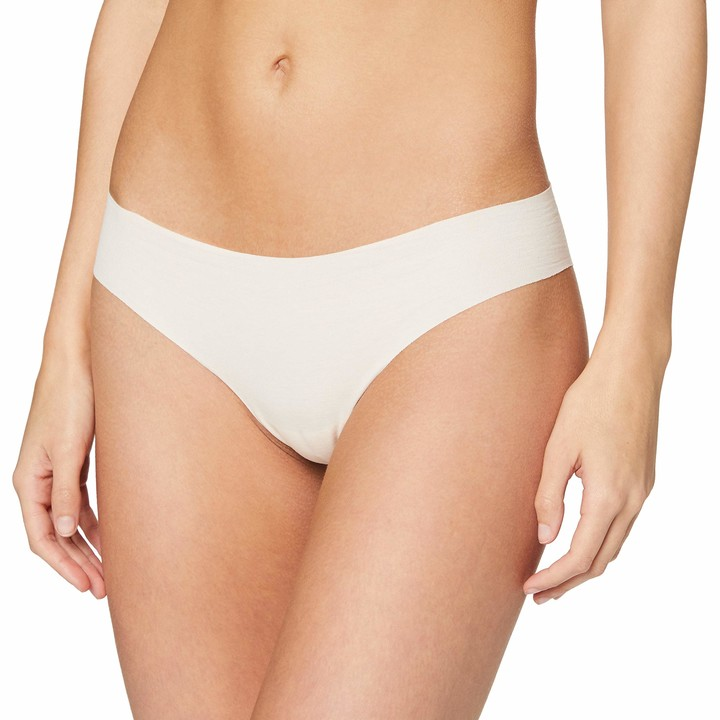 Thumbnail for your product : Hanro Invisible Cotton Women's Bikini Bottom