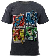 Dx-Xtreme Boys' Justice League Photo Tee - Sizes 4-7