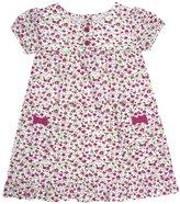 Jo-Jo JoJo Maman Bebe Poppy Dress (Baby)-Cerise-12-18 Months