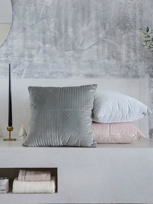 Goodnight Macaroon 'Zayla' Velvet Cushion Cover (5 Colors)